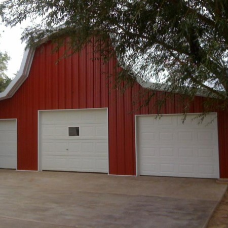 Wood Barn Restoration Amarillo