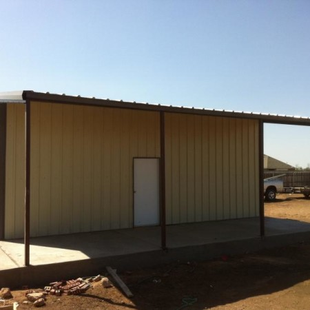 Custom Metal Building Amarillo