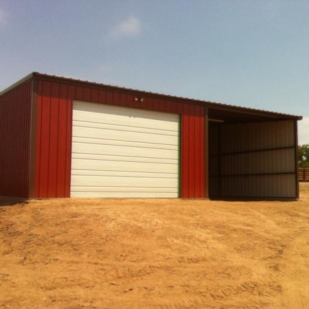 Custom Metal Building Texas Panhandle