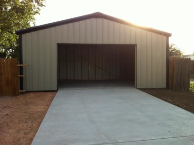 Custom Garage Amarillo