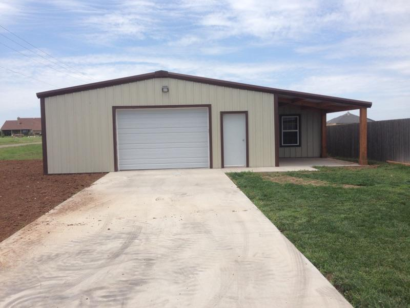 Shop With Man Cave Custom Barns And Construction