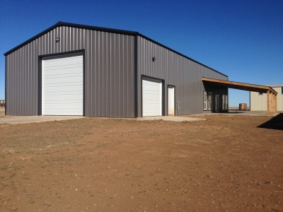 Metal house portfolio categories custom barns and Metal shop with apartment