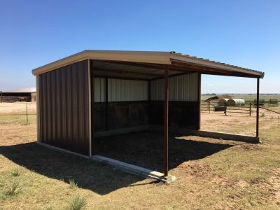 horse barn loafing shed texas panhandle