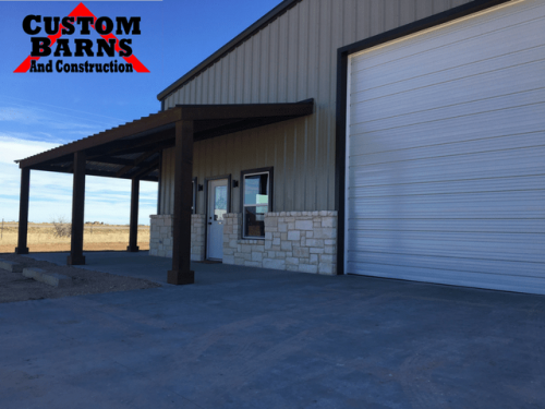 Custom Metal & Steel Buildings Amarillo
