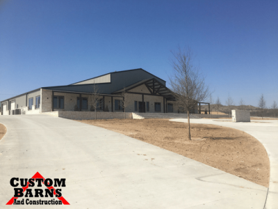 Custom Commercial Building Construction